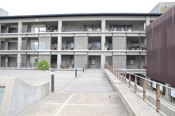 台東大學知本校區圖書館41