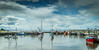 Port Seton Harbour HDR
