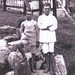 Small photo of Martin, Ray and Aleck Blewden Barnado Boys