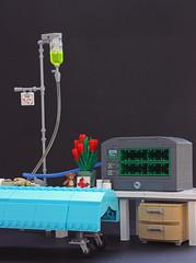 Hospitalized by Eero Okkonen
