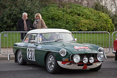 Rallye Monte-Carlo Historique 2017