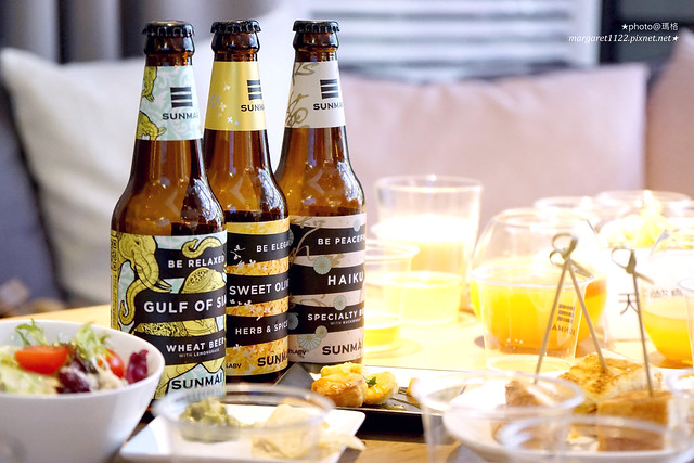 SUNMAI春漾花草系啤酒