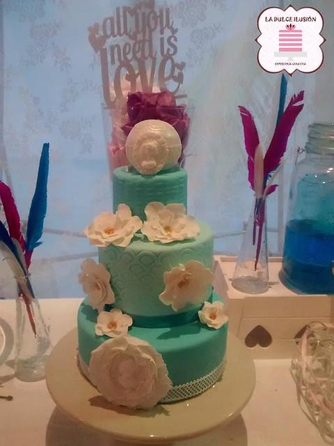 Cake by La dulce ilusión