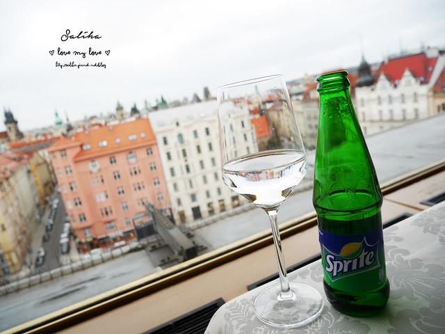 布拉格夜景景觀餐廳推薦洲際酒店晚餐 (20)