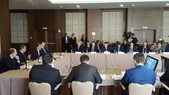 Виталий Мутко провёл совещание по вопросам подготовки курортов Краснодарского края к летнему сезону
