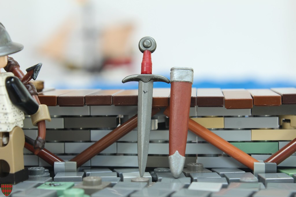 Easy Does It (custom built Lego model)