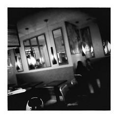 Café Pessoa. Falando portugués.
