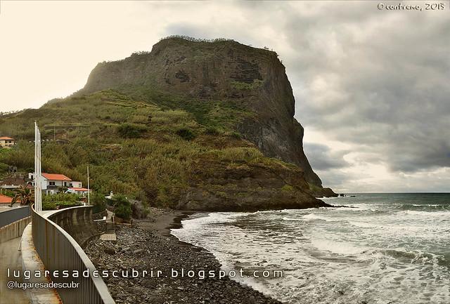 Penha D'Aguia (Porto da Cruz, Madeira)