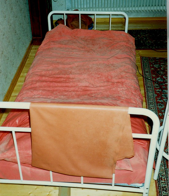 Old Rubber Bed Scan3 First Red Rubber Bed In 1989 0 3