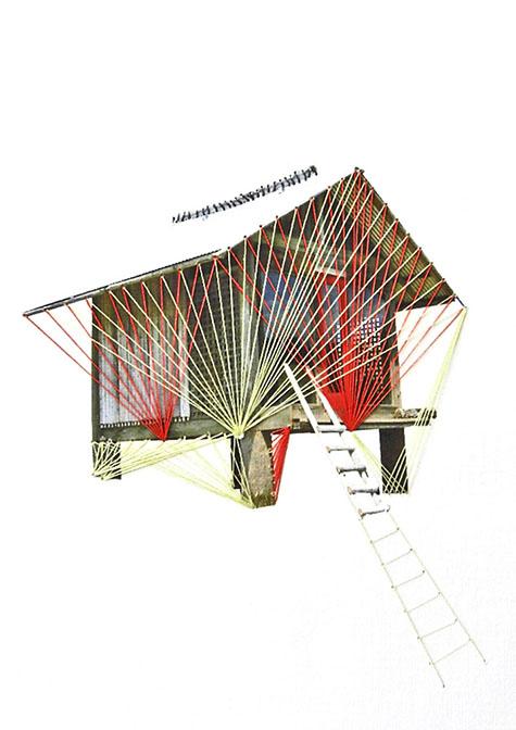 Sewn House