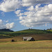 Palouse barn by variable resistance