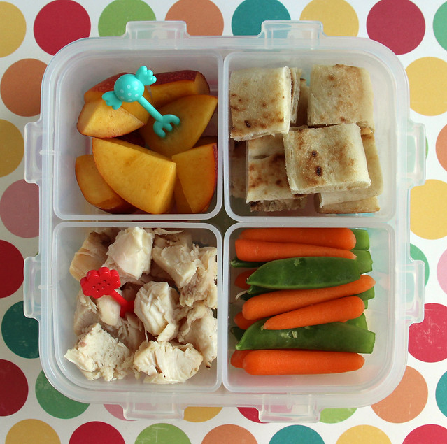 Colorful Preschool Bento #455