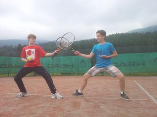 Tennis-Karate
