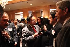 El Consulado General de México en San Francisco recibió al Dr. Arnulfo Valdivia Machuca, Director del Instituto de los Mexicanos en el Exterior (IME), en visita de trabajo por San Francisco y el Área de la Bahía.