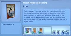 Ocean Adjacent Painting