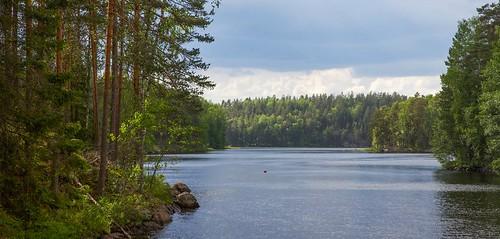 finland lakes kansallispuisto repovesi