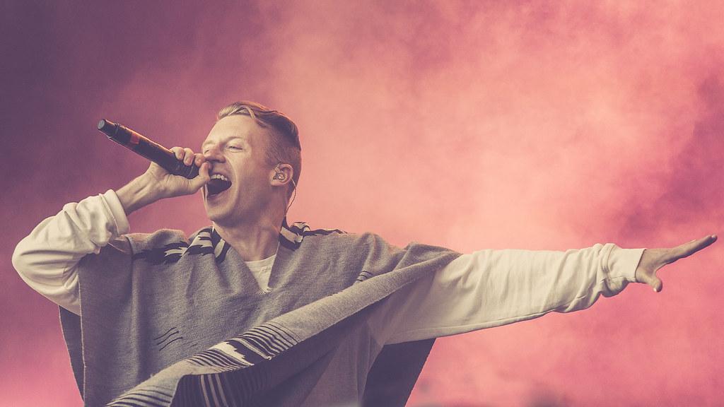 Macklemore & Ryan Lewis, Hovefestivalen 2013
