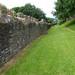 Small photo of Abergavenny Castle Wall