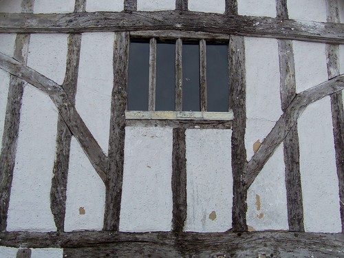 Lavenham Window, Suffolk