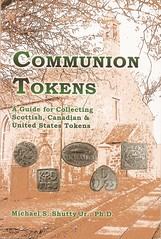 Communion Tokens book