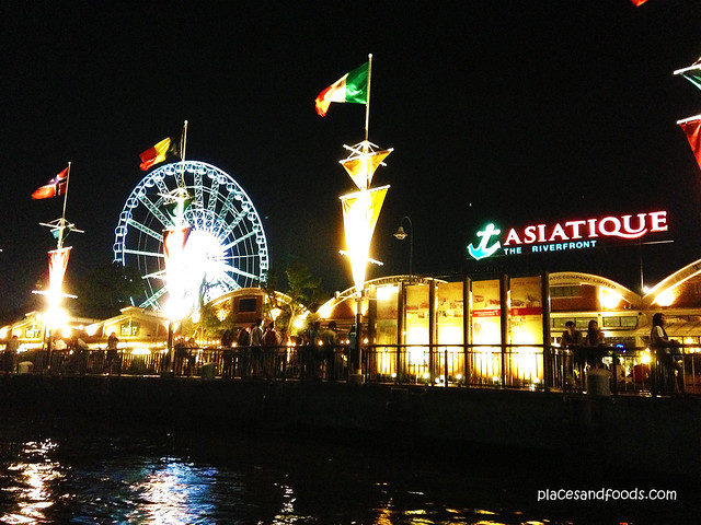 asiatique night view