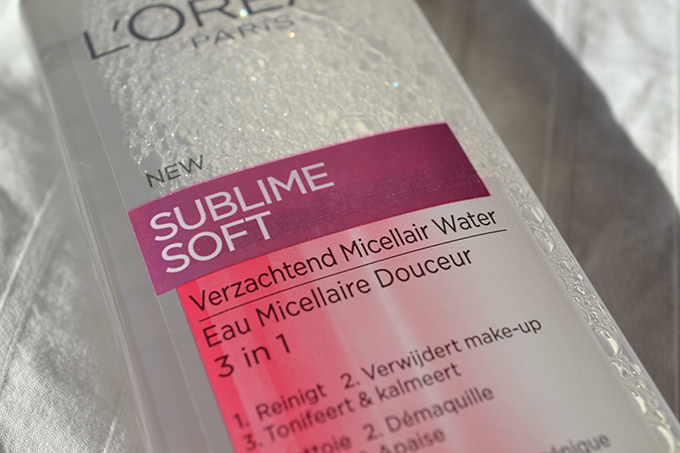 L'Oreal Micellar Water 2
