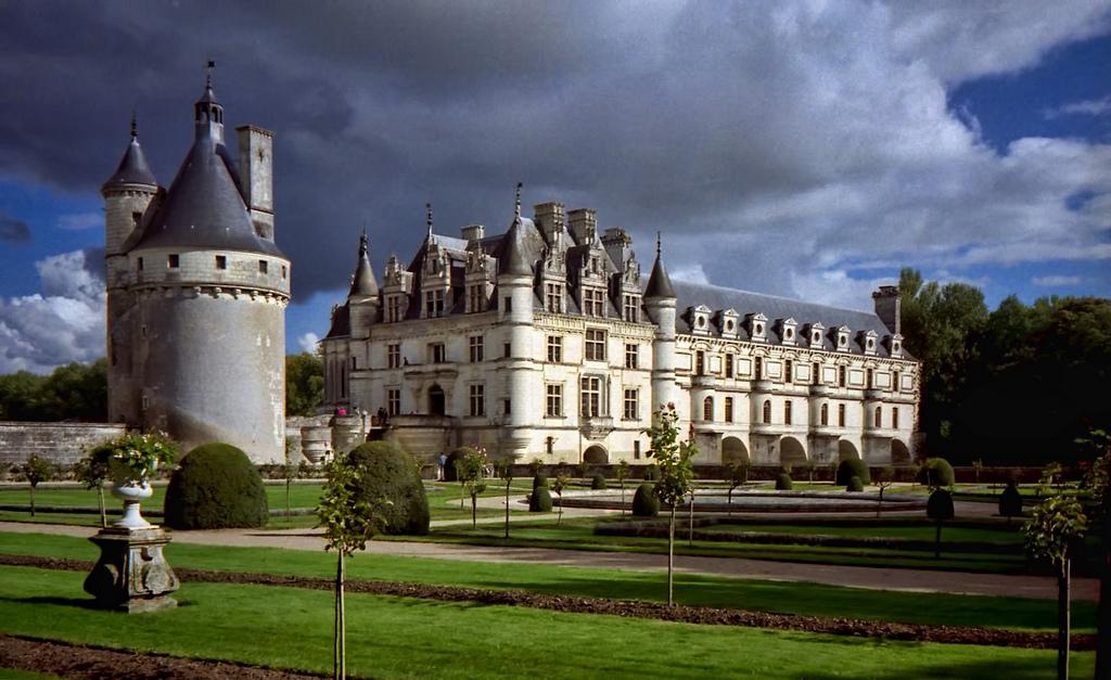 Castillo de Chenonceaux. Autor, Dan Lundberg