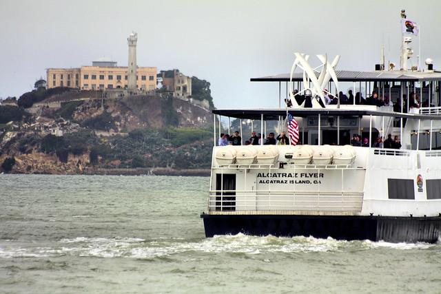 Alcatraz to Alcatraz