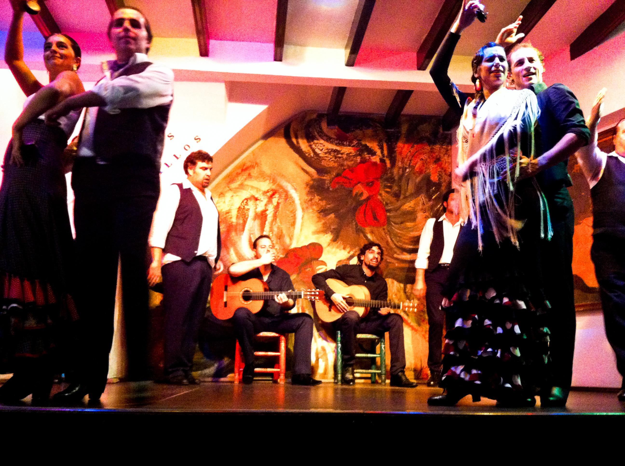 Sevilla - Flamenco 1