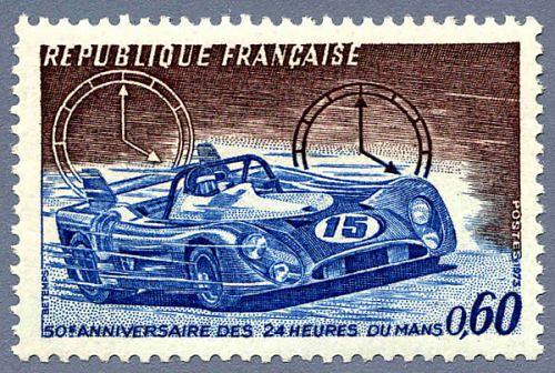 50ème anniversaire  des 24 heures du Mans