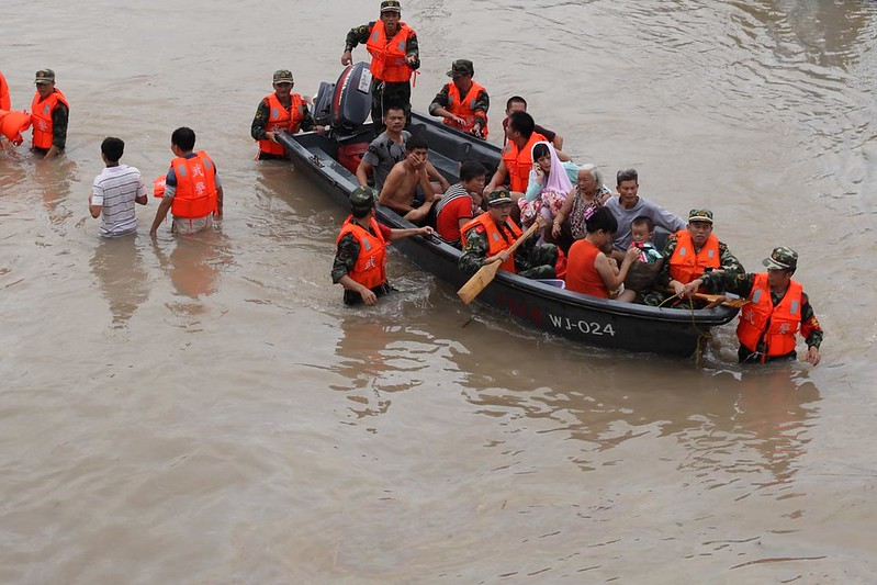 (9)CHINA-GUANGDONG-MEDIO AMBIENTE-INUNDACION