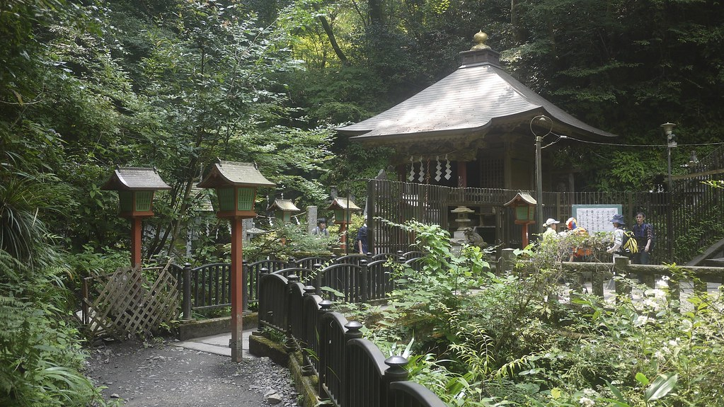 Mt. Takao Shrine