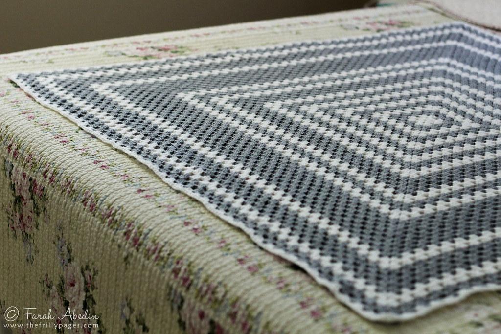 Granny Square Lap Blanket