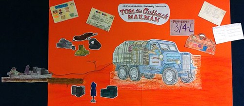 Tom the outback mailman by 3/4L