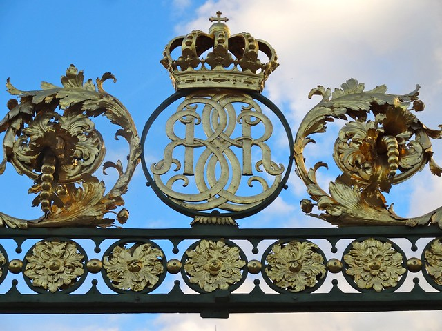 Swedish heritage: Drottningholm Palace