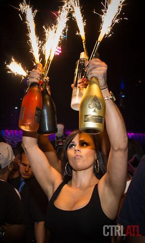 Yo Gotti shuts down Atlanta with his party at Reign Nightclub