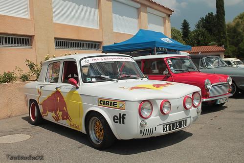 Renault 8 by tautaudu02
