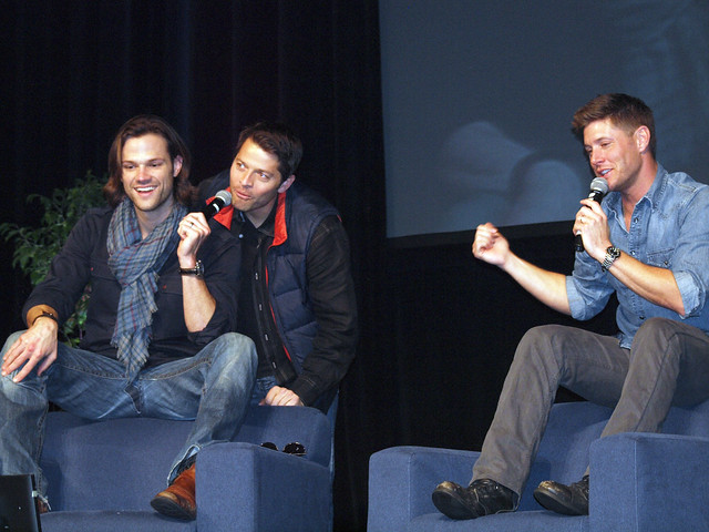 Jensen Ackles, Jared P...
