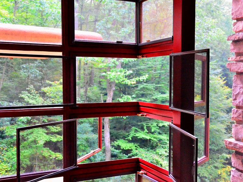 Astonishing Exploring Frank Lloyd Wrights Famous Fallingwater House Complete Home Design Collection Papxelindsey Bellcom