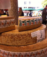 Wheels of Comté