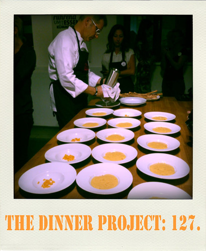 the dinner project: kw 38