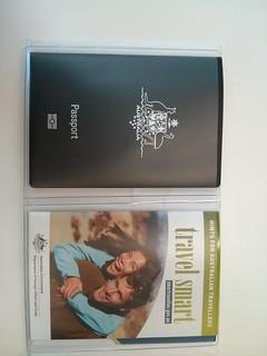 Australia Passport - N series