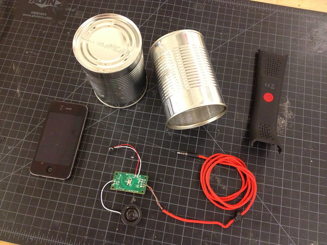 Tin Can Phone Hack