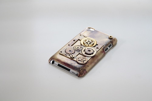 Coque Itouch Steampunk