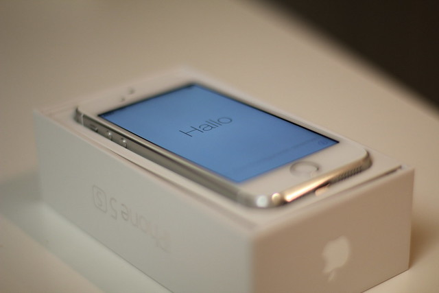 iPhone 5s Unboxing Shots   Flickr - Photo Sharing!