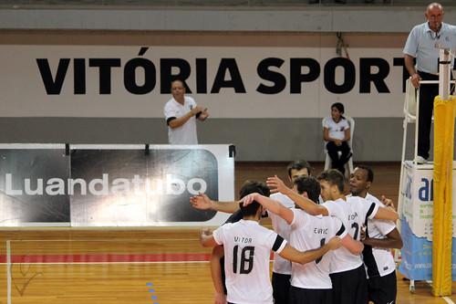 Vitória SC 3-0 Sporting Caldas
