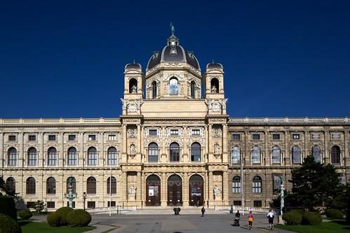 The Museum of Fine Arts, Vienna, Austria