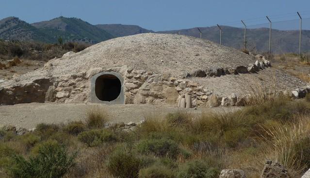 La Necrópolis de Los Millares (Almería) | Asociación Hespérides ...