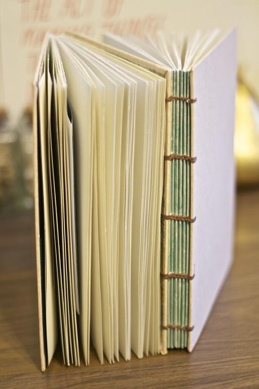 dos a dos coptic binding