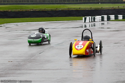 T-Pod from Chipping Sodbury School / Greenpower National Finals 2013 at Goodwood